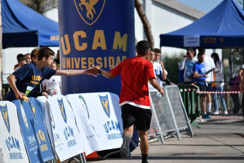 YIBinS project joins UCAM in celebrating #FunRun