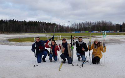 Sport Equipment Libraries in Vantaa (Finland)